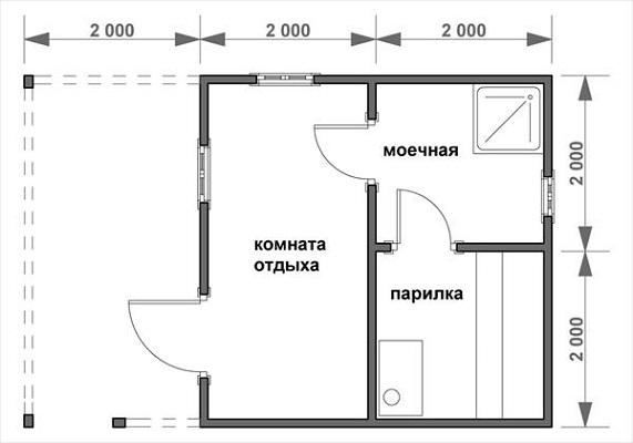 Баня №5