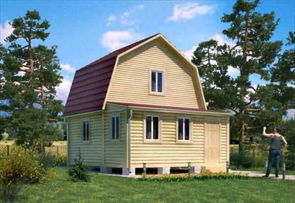Дом № 7