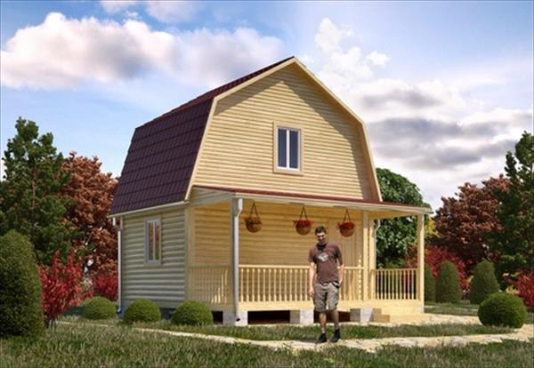 Дом № 8