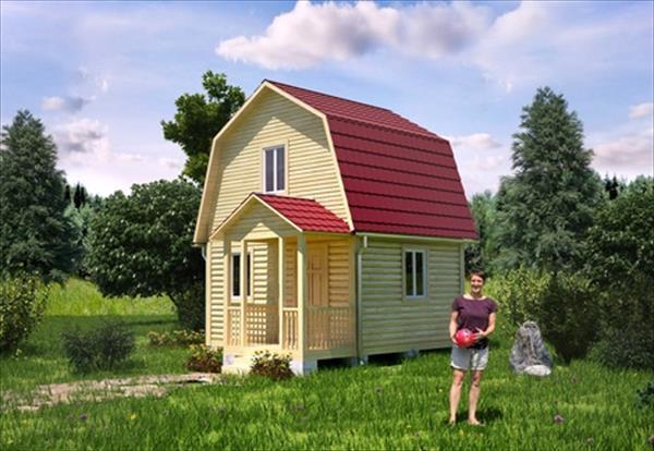 Дом № 2