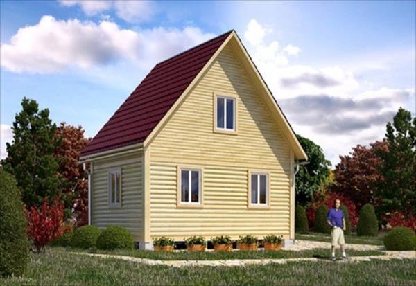Дом № 1